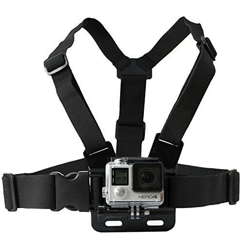Крепление на грудь для экшн камер