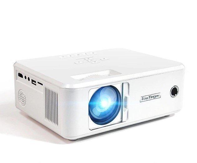 Проектор Touyinger X20А + Wi-Fi (Белый)