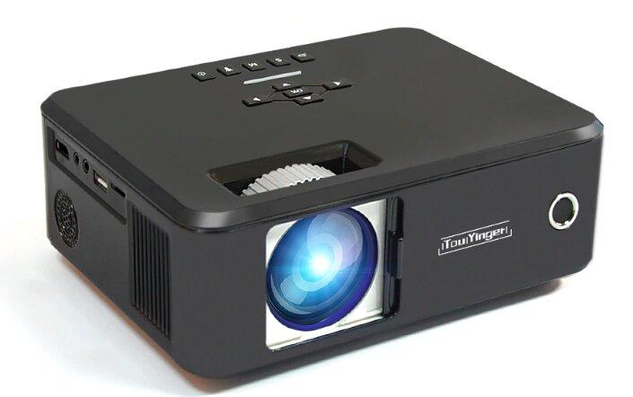 Проектор Touyinger X20А + Wi-Fi (Черный)
