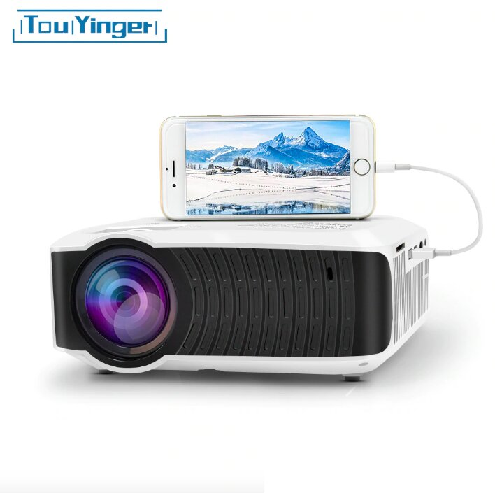 Проектор TouYinGer T4 mini (mirroring version)