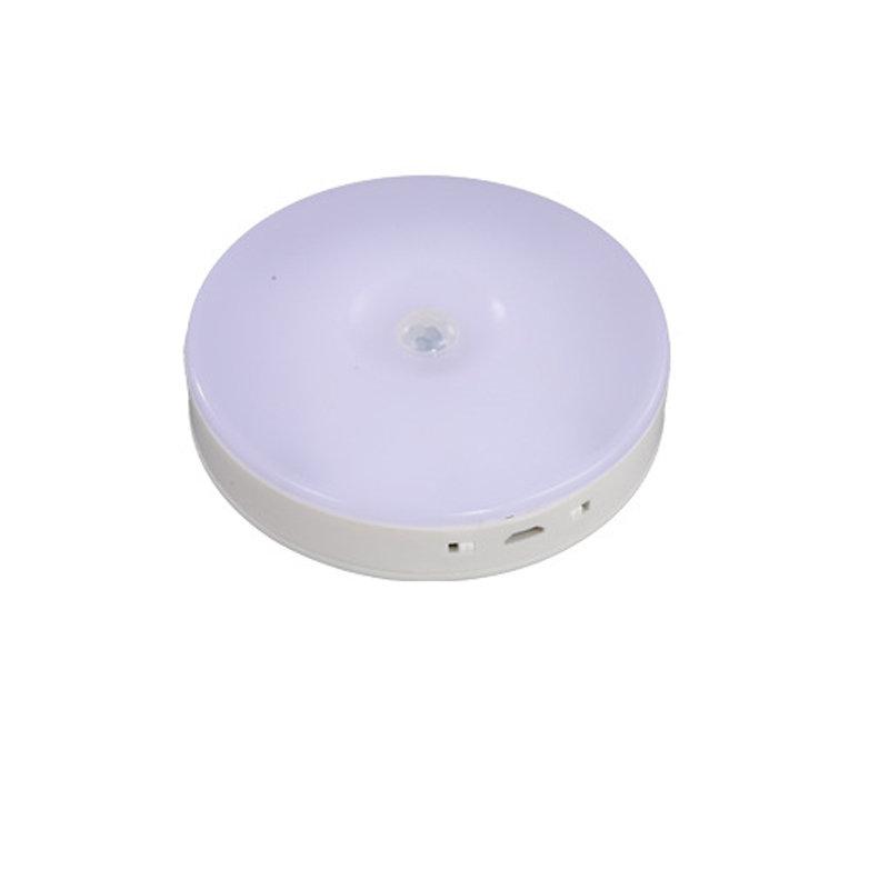 LED светильник аккумуляторный с датчиком движения (Теплый