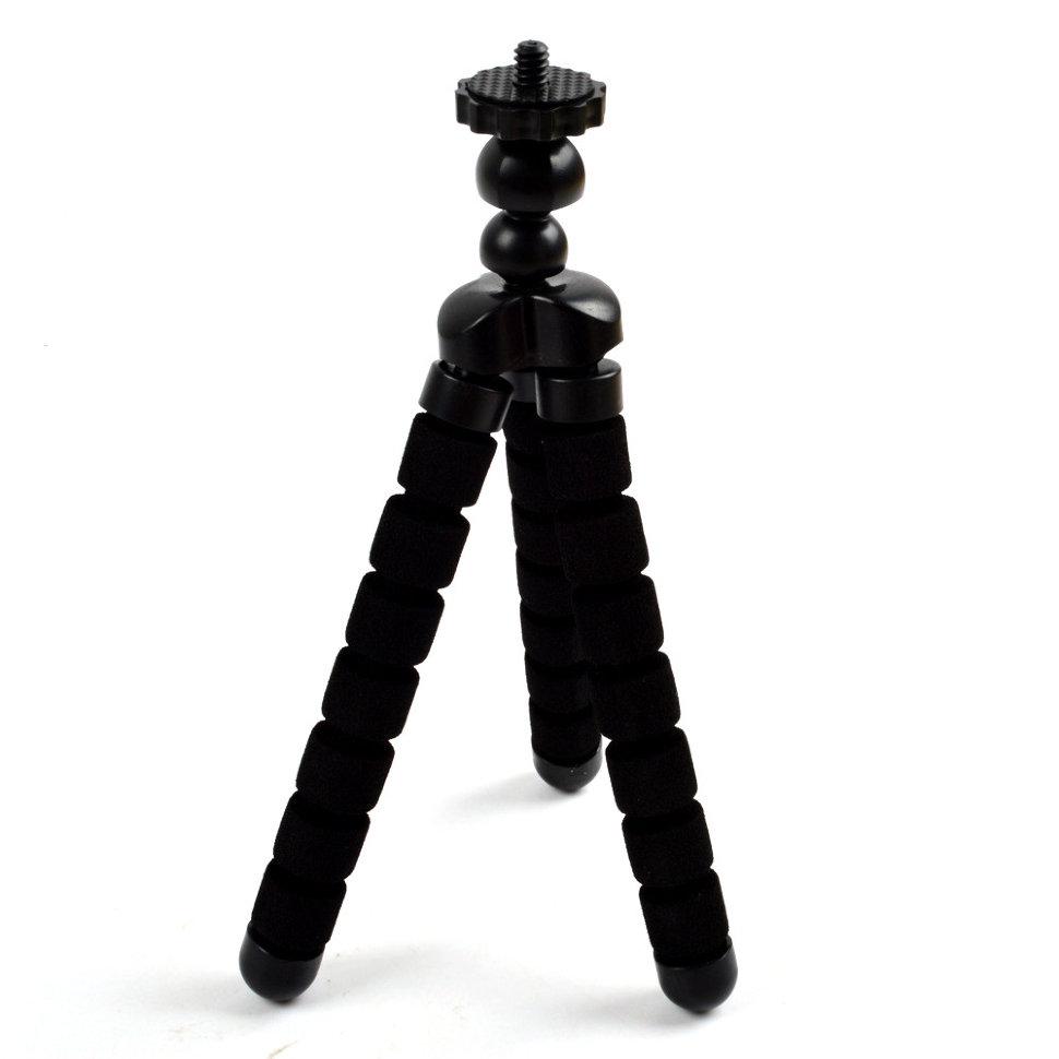 Держатель для экшн камеры на гибкой треноге