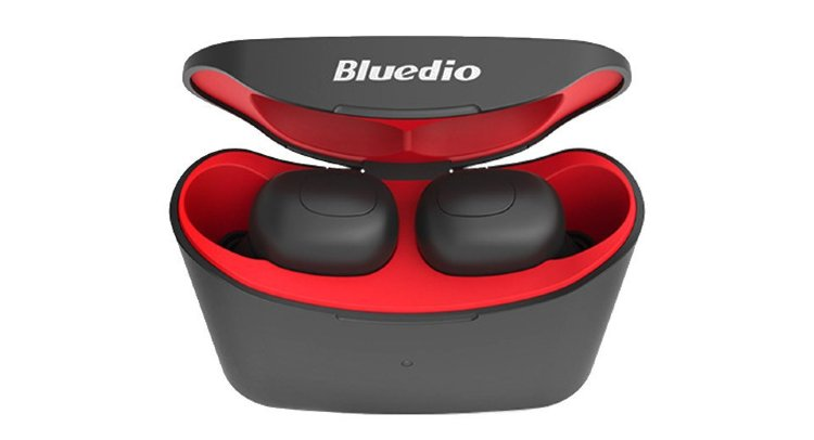 Электроника Беспроводные Наушники Bluedio T-Elf Mini Tws5.001 Новая Ладога