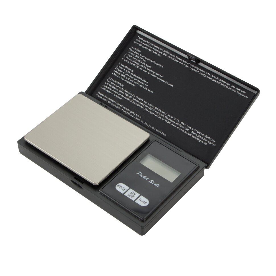 Электронные ювелирные весы 200 гр * 0,01 гр