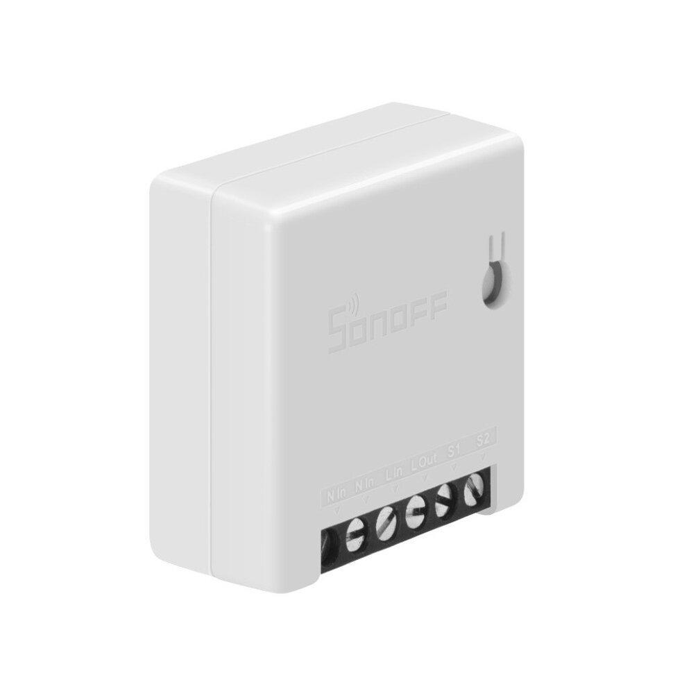 Умный Wi Fi переключатель Sonoff MINI Smart