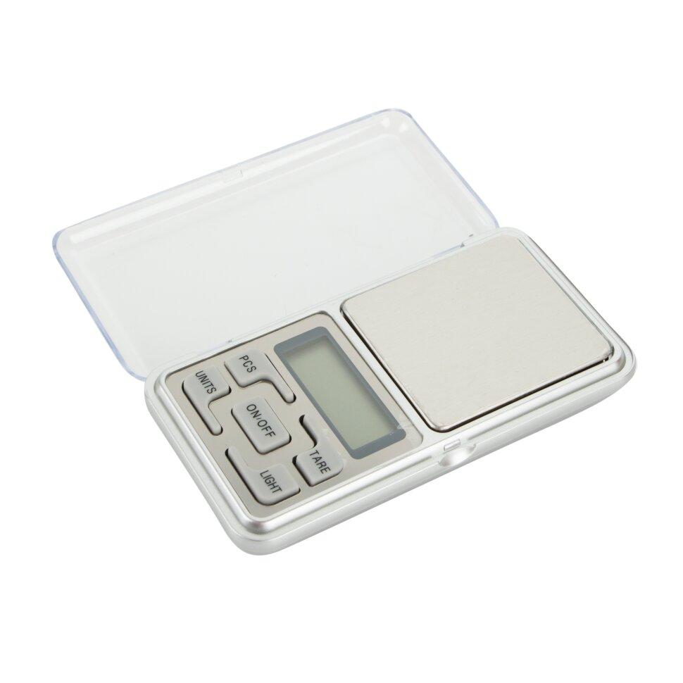 Портативные ювелирные весы 200 гр * 0,01 гр
