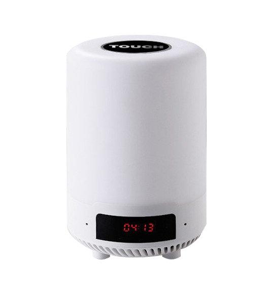 Светильник Светильник Ночной С Bluetooth Колонкой Белый