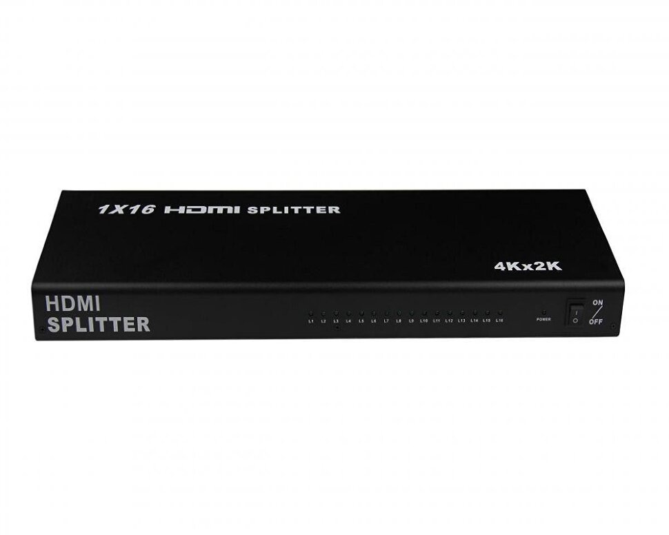 Разветвитель HDMI splitter 1x16