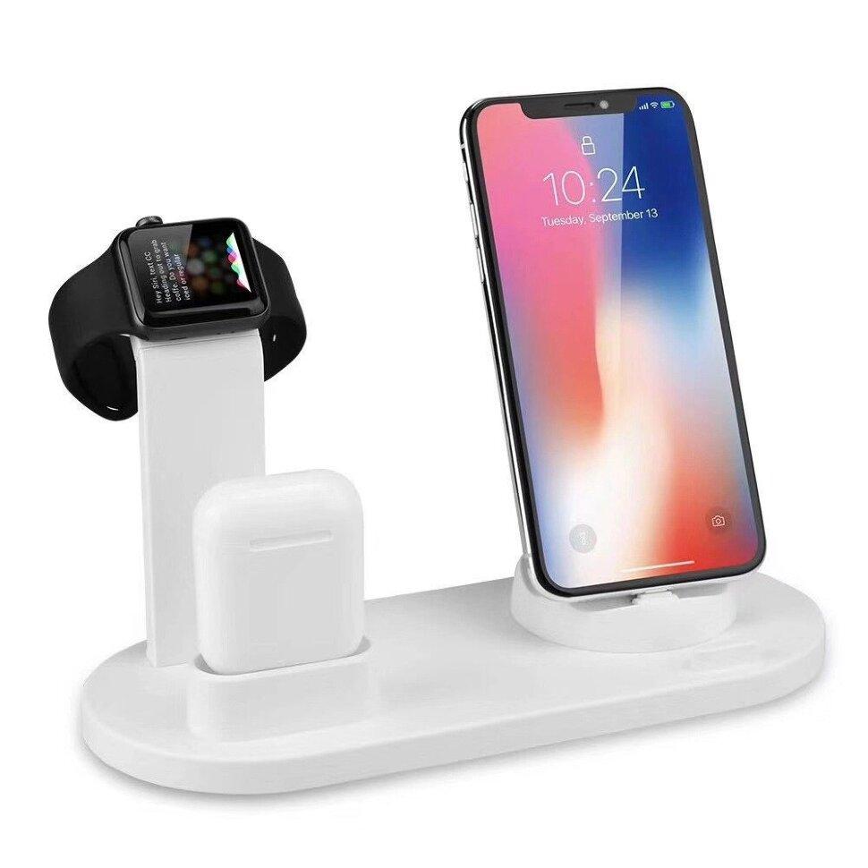 Зарядная станция для мобильных устройств (4
