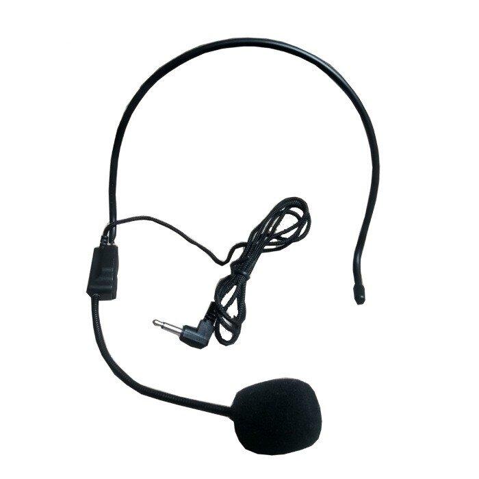 Универсальная гарнитура с микрофоном для громкоговорителя