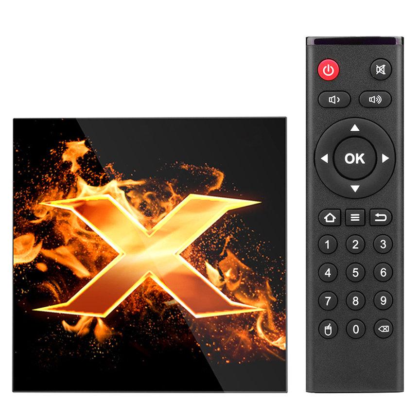 Smart TV приставка VONTAR X1 4Gb